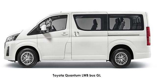 Commercial New Generation Quantum 2.8 LWB GL 11-s