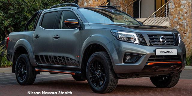 Nissan Navara 2.3D STEALTH 4X2 AT DC