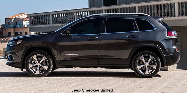 Jeep Cherokee 2.0 Turbo Limited AWD