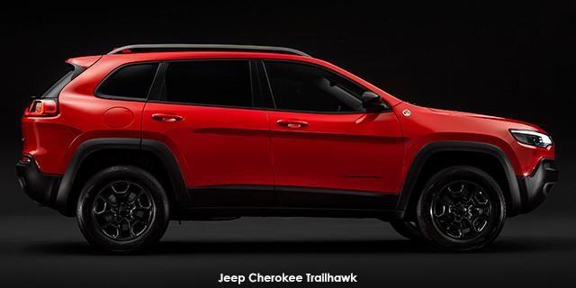 Jeep Cherokee 2.0 Turbo Trailhawk AWD