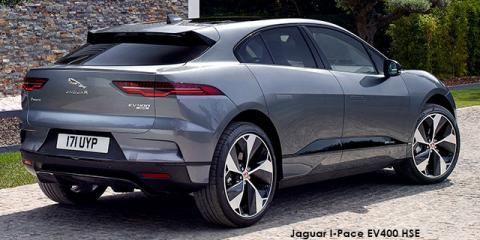 New Jaguar I-Pace EV400 AWD HSE up to R 21,123 discount ...