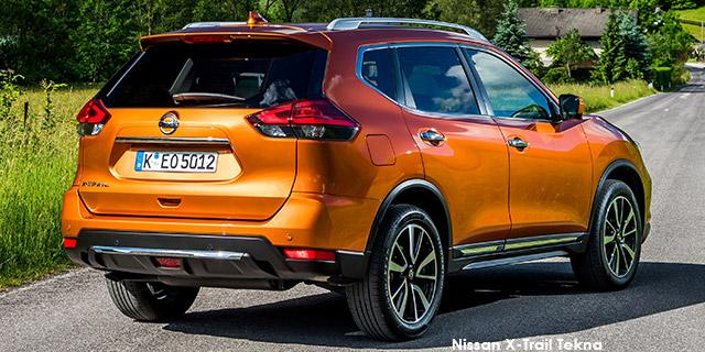 Nissan X-Trail 2.5 Tekna CVT 4WD 7s