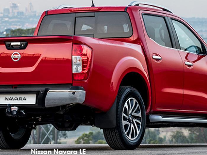 Nissan Navara 2 3D double cab SE | Eastvaal Bethal Nissan