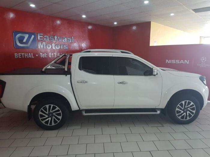 Nissan Navara 2 3D double cab LE | Eastvaal Bethal Nissan