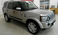 2010 Land Rover Discovery L319