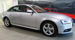 2013 Audi A4 1.8 T 125 KW Auto Inlays