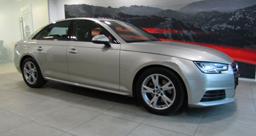 2013 Audi A4 1.8 T Manual