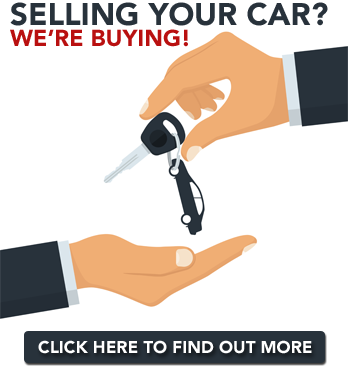 SELLING YOUR CAR? WE'RE BUYING!