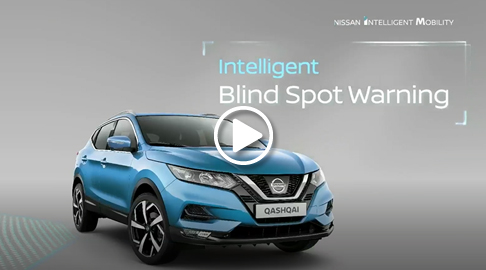 Intelligent Blind Spot Warning