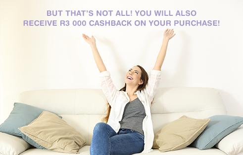 R3000 cashback