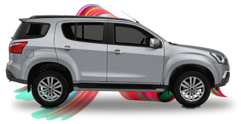 New Isuzu MU-X 3.0 4x2 AT
