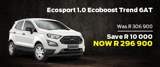 Ecosport 1.0 Ecoboost Trend 6AT
