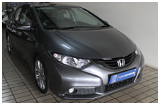 2013 Honda Civic 1.8 Elegance 5dr