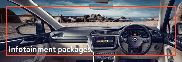 Infotainment packages