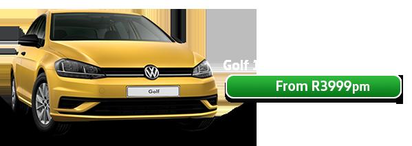 Golf 1.0 TSI Trendline Manual
