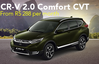 CR-V 2.0 Comfort CVT 