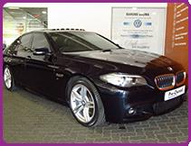 2016 BMW 530d M SPORT A/T (F10)