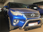 2017 Toyota Fortuner 2.8 Manual