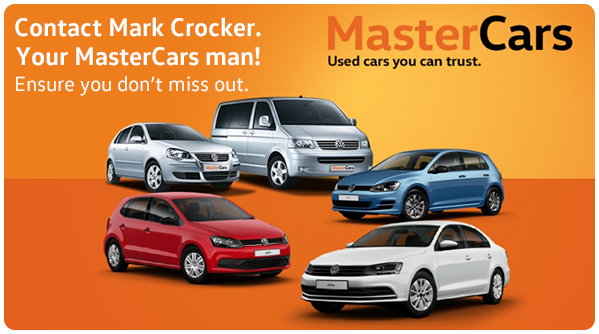 Contact Mark Crocker. Your MasterCars man! Ensure you don't miss out.