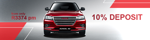 Get the H2 1.5T MT 4x2 City with deposit