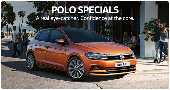 POLO SPECIALS A real eye-catcher. Confidence at the core.