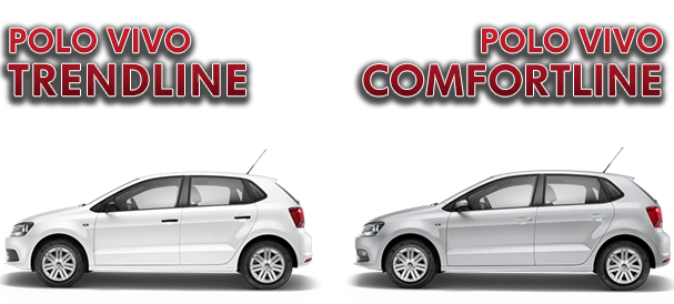 Polo Vivo Trendline and Comfortline
