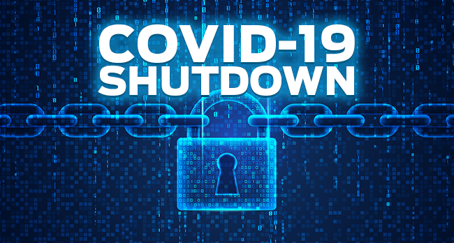 Covid-19 Shutdown